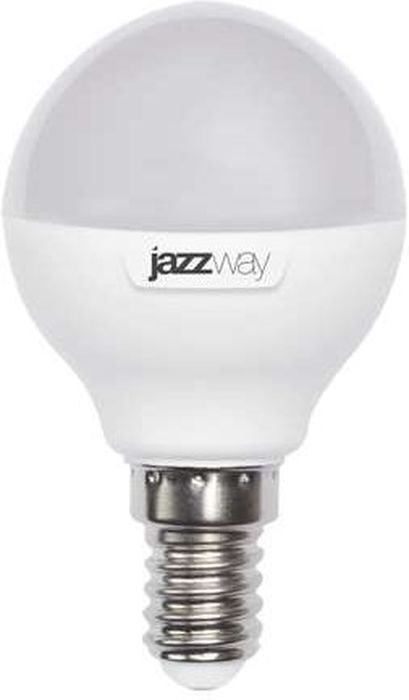 Лампочка Jazzway PLED-SP G45, Холодный свет 9 Вт, Светодиодная