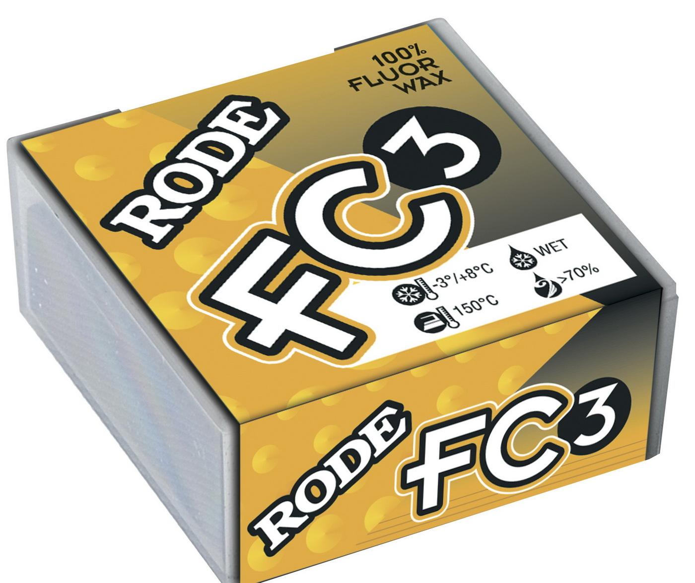 Фторовая спрессовка Rode FC3, t -3°…+8°C, FC3, 20 г