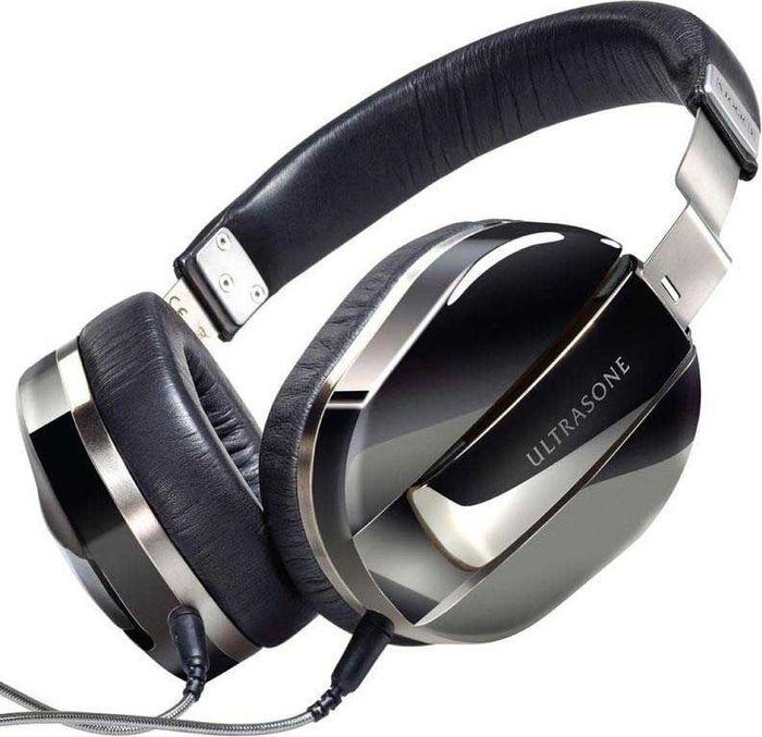 Наушники Ultrasone Edition M Plus Black Pearl, черный