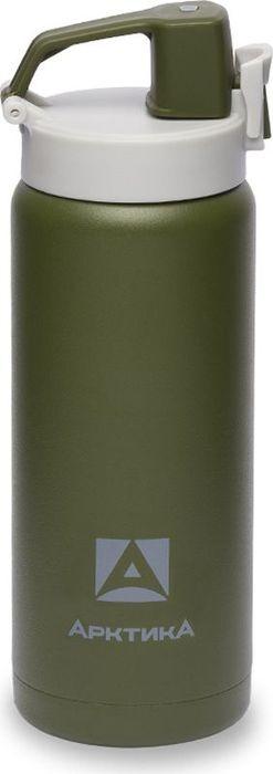 Термос-сититерм Арктика 702-500, бытовой, вакумный, зеленый, 500 мл