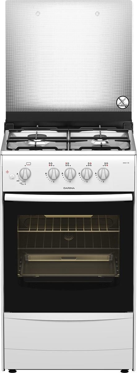 Кухонная плита Darina 1B GM 441 105 W, белый