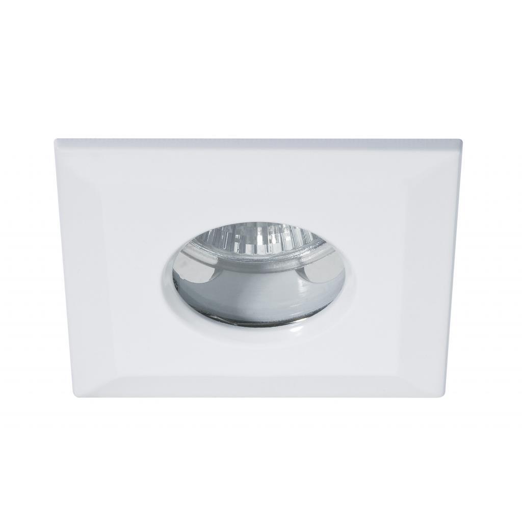 Встраиваемый светильник Paulmann Profi ebl quadro st 93728