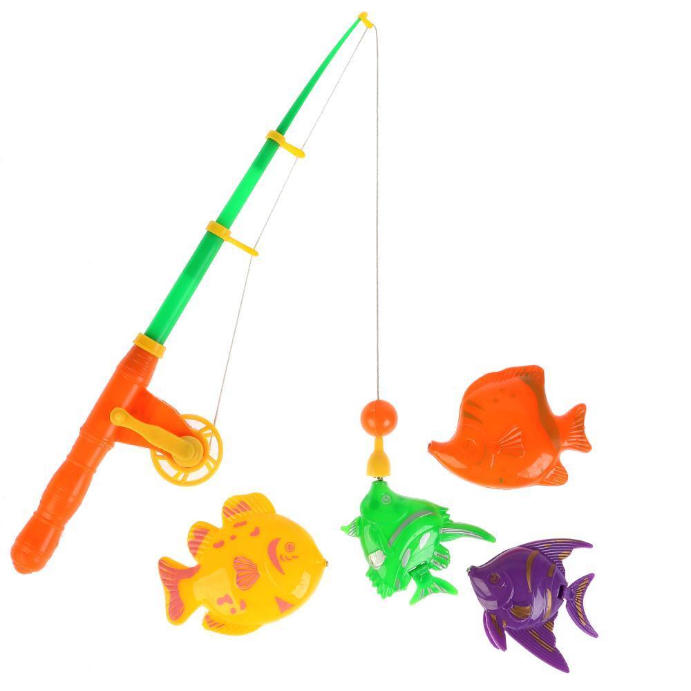 """Рыбалка """"Играем вместе"""" Ми-ми-мишки"""