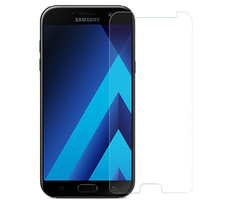 Неполноэкранное защитное стекло для Samsung Galaxy A5 (2017)