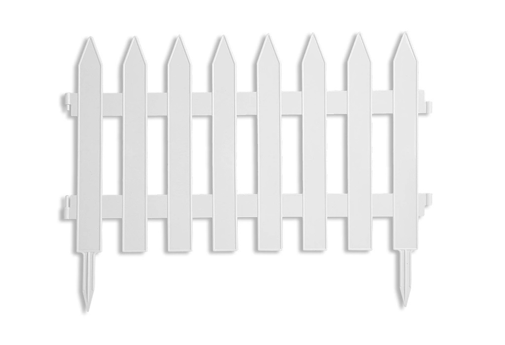 Забор декоративный , 7 секций