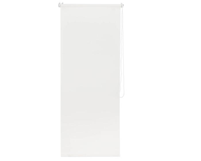 Штора рулонная 60х160 см цвет белый-20919