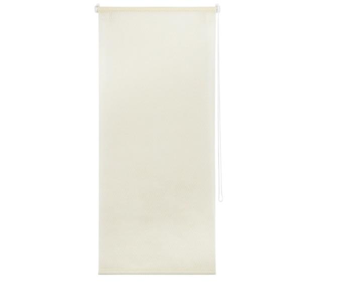 Штора рулонная 50х160 см, цвет кремовый-20433