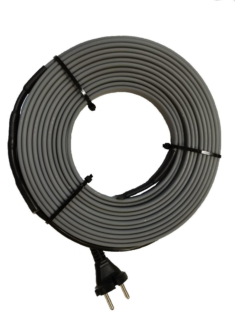 Греющий кабель Varmel на трубу, 5м 80Вт