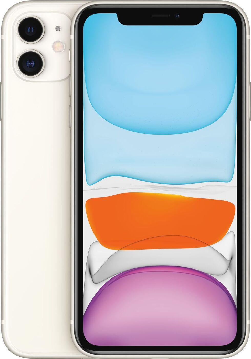 смартфон apple iphone 11 256gb yellow (без зу)