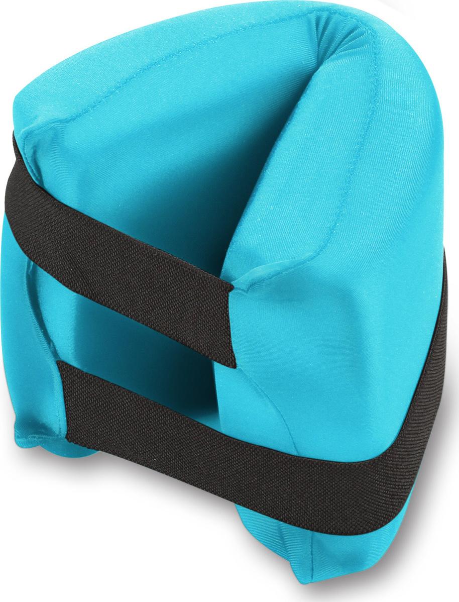 Подушка для растяжки Indigo, SM-358, голубой, 24,5 х 12,5 см #1
