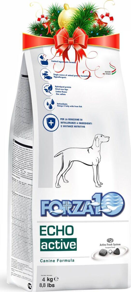 """Корм сухой Forza10 """"Active Line"""", для взрослых собак всех пород с заболеванием слуховых органов, 4 кг #1"""