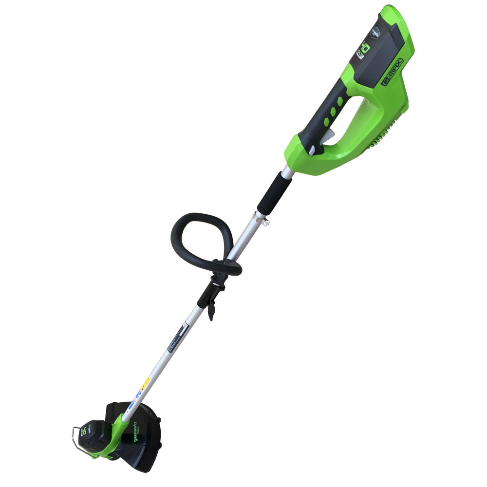 триммер аккумуляторный Greenworks G40lt30 2101507уа