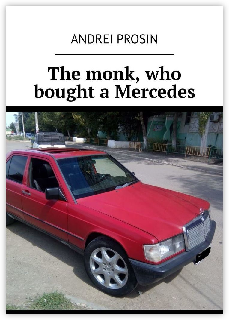 The monk, who bought a Mercedes #1