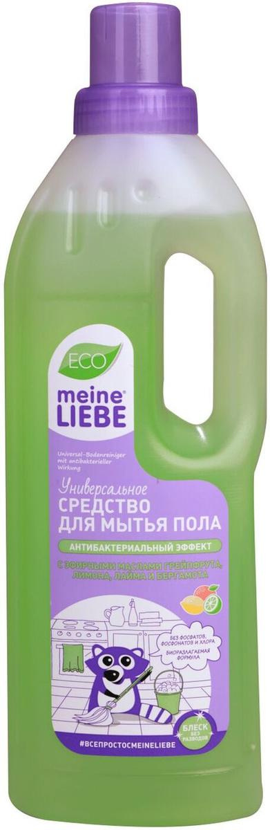 """Средство для мытья пола Meine Liebe """"Антибактериальный эффект"""", универсальное, 750 мл  #1"""