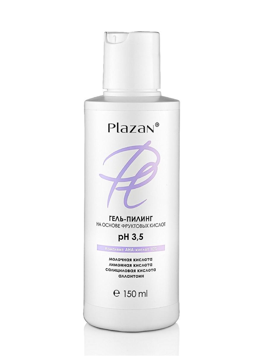 Plazan Гель-пилинг для лица с фруктовыми кислотами, 10%, pH 3.5, 150 mL  #1