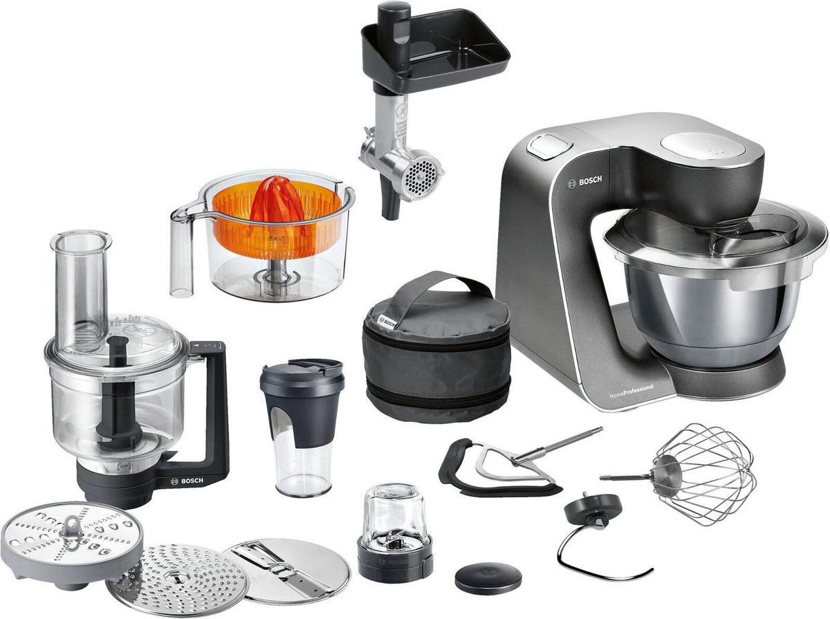 Кухонная машина Bosch MUM59M55 #1