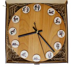 Настенные часы BRIL AGENCY, 23 см х 23 см. Новинки