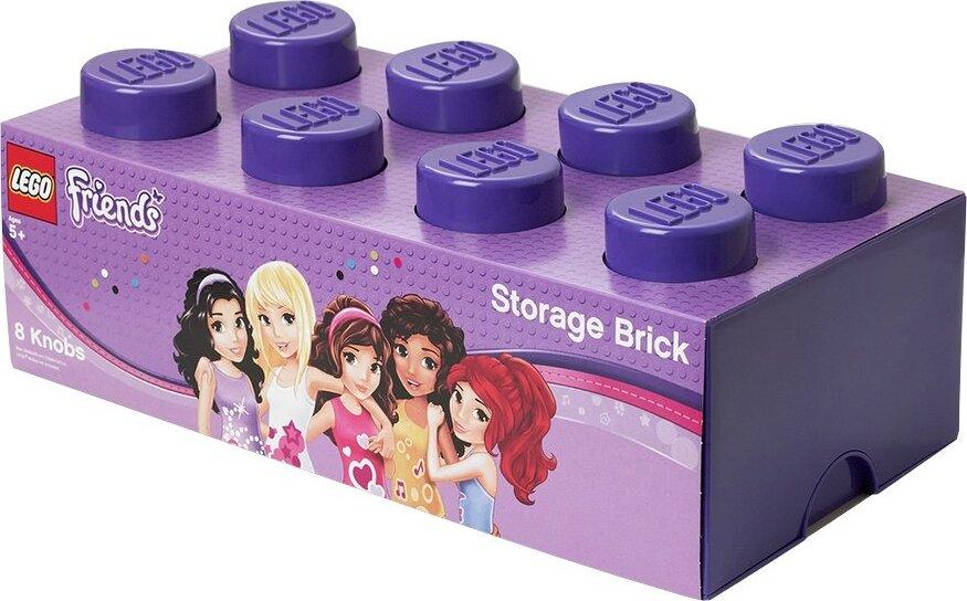 Ящик для хранения 8 LEGO Friends