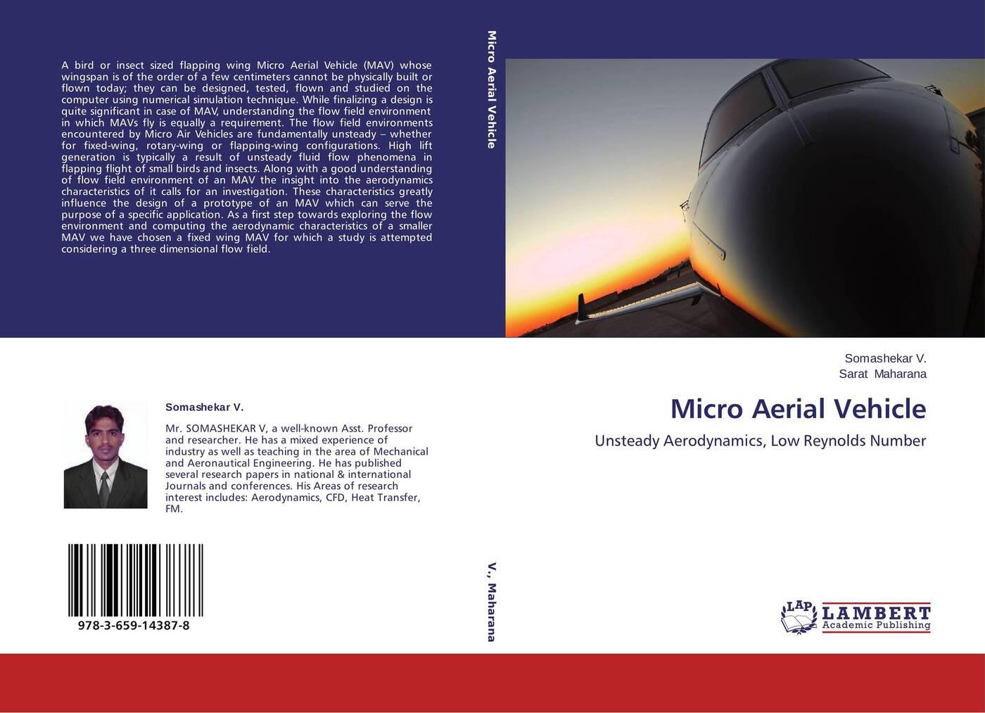 islam eldesoky unsteady mhd pulsatile flow of blood through porous medium Somashekar V. and Sarat Maharana Micro Aerial Vehicle