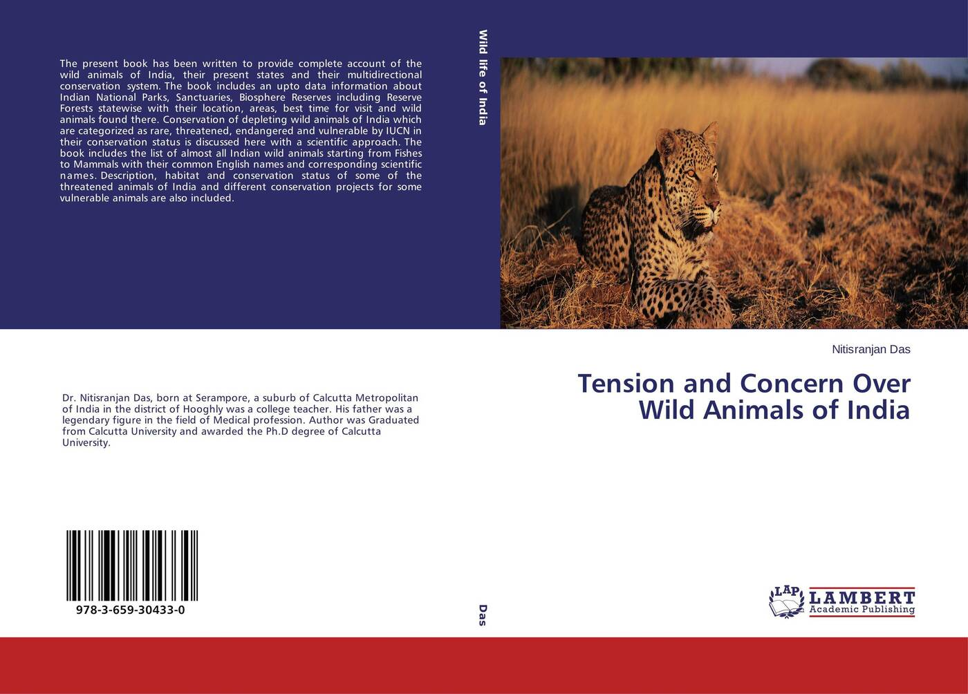 Nitisranjan Das Tension and Concern Over Wild Animals of India conservation of swamp deer in terai grassland of northern india