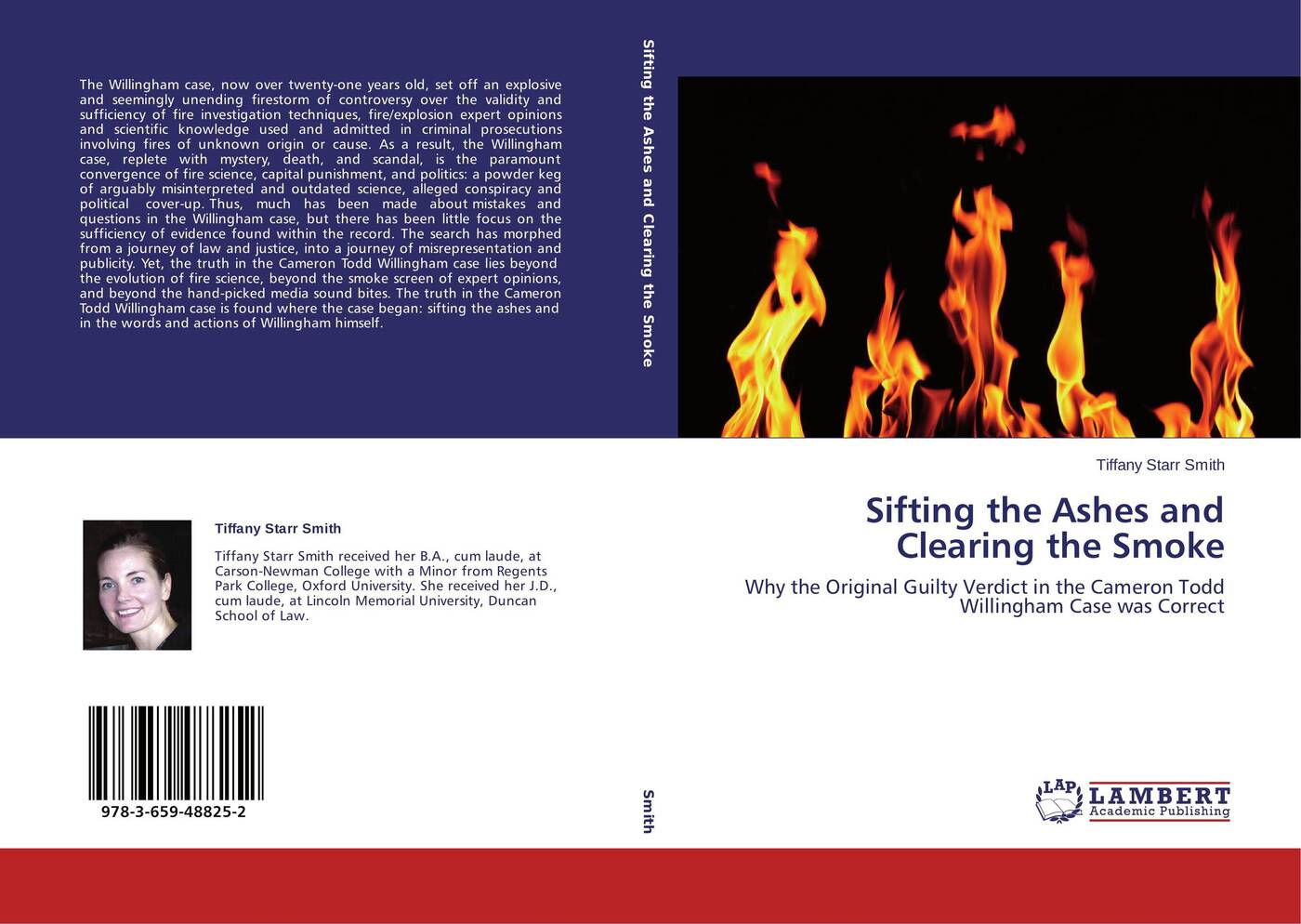 Tiffany Starr Smith Sifting the Ashes and Clearing the Smoke недорго, оригинальная цена