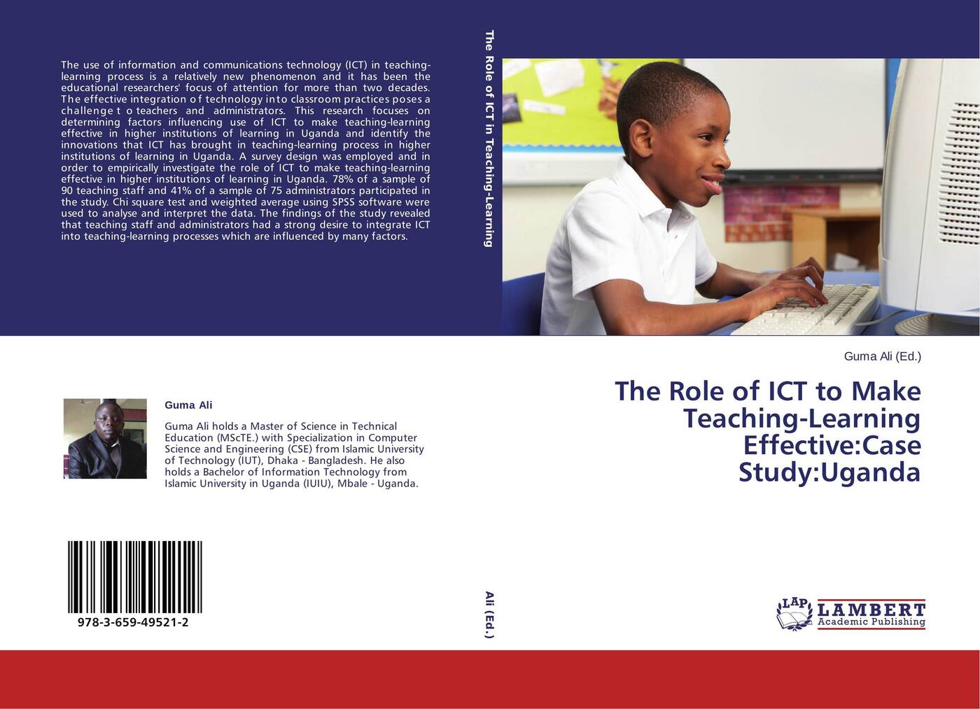 Guma Ali The Role of ICT to Make Teaching-Learning Effective:Case Study:Uganda anne hørsted new innovations in teaching and learning in higher education