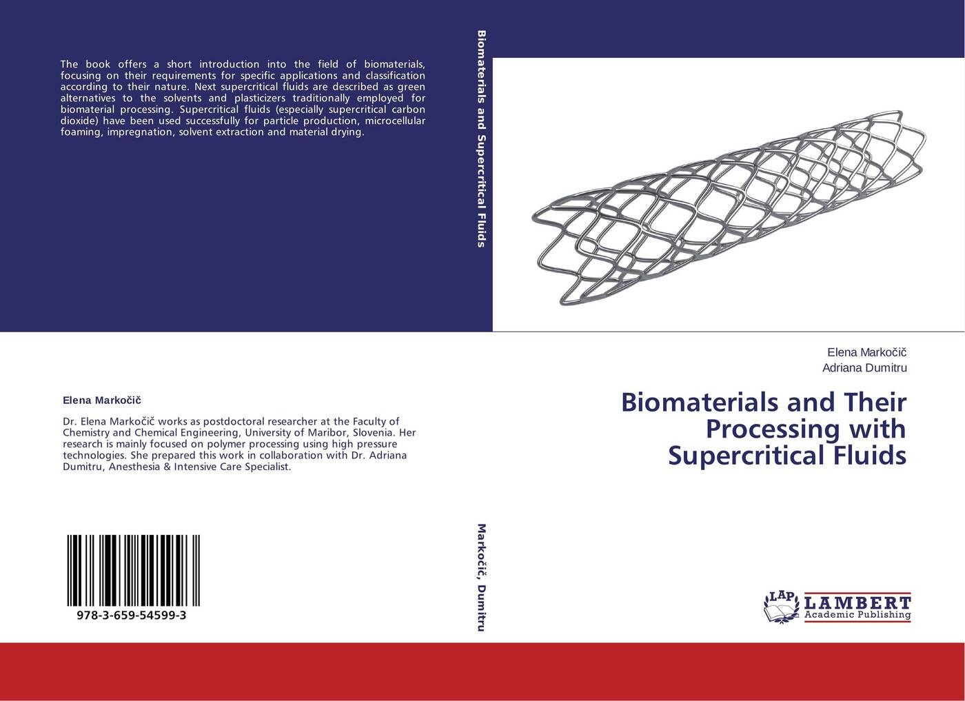 Elena Markočič and Adriana Dumitru Biomaterials and Their Processing with Supercritical Fluids applications of supercritical angle fluorescence