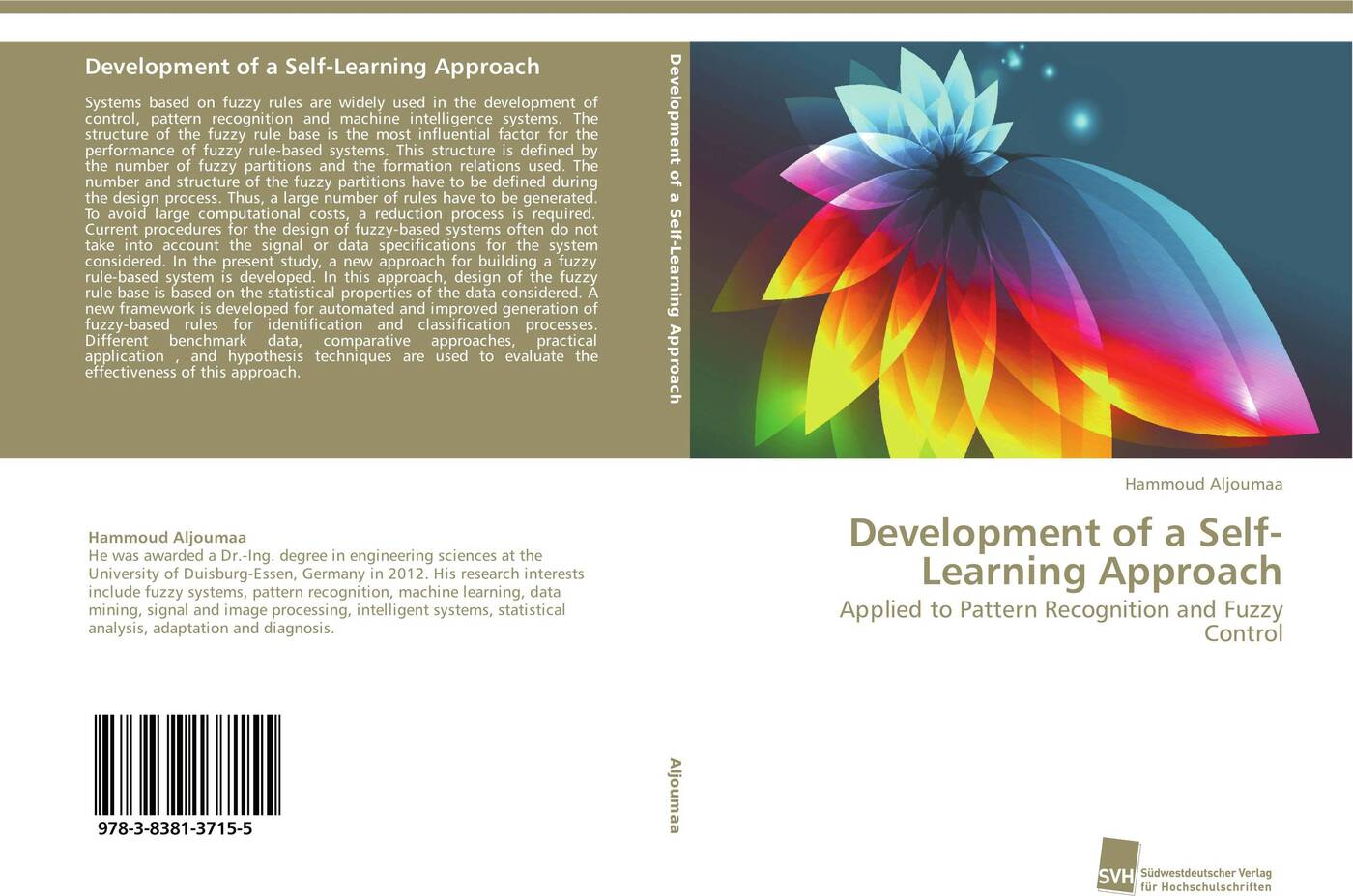 Hammoud Aljoumaa Development of a Self-Learning Approach