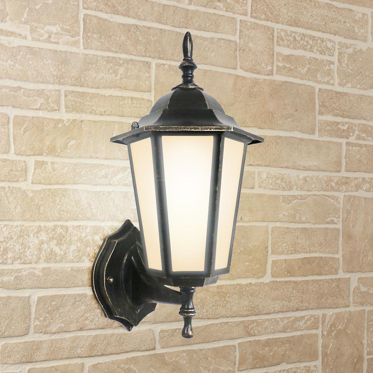 Садовое освещение Elektrostandard a035741, E27 садово парковый светильник elektrostandard virgo f 2 черное золото 4690389064883