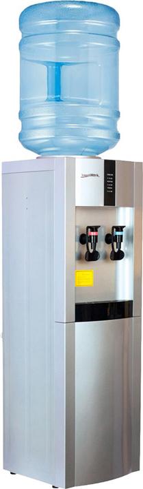 Кулер для воды Aqua Work AW 16L/EN, серебристый