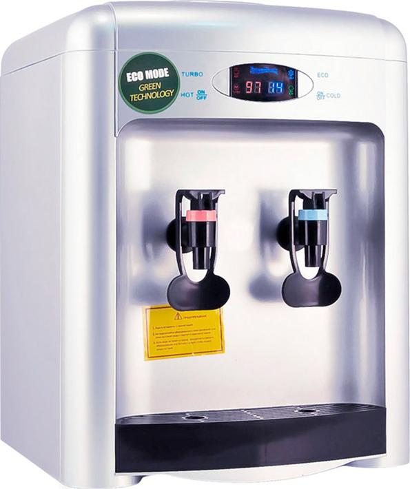 Кулер для воды Aqua Work AW 36TDN-ST, серебристый