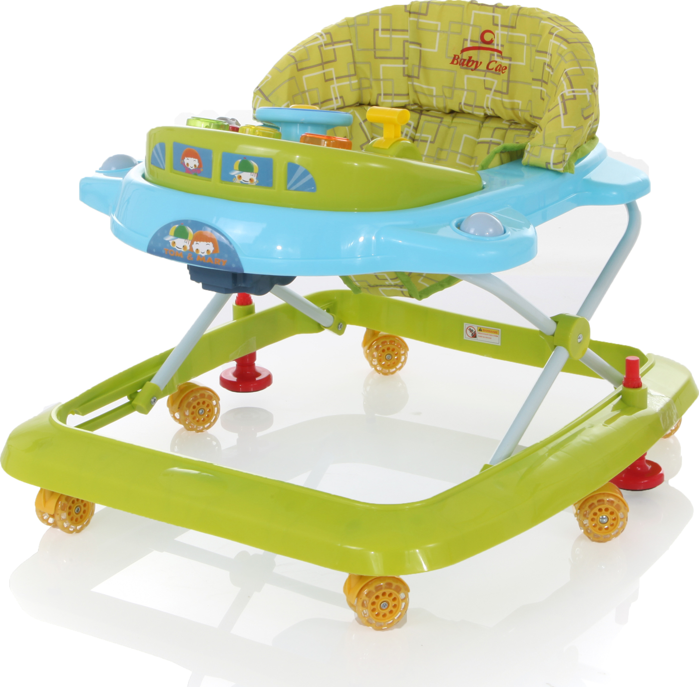 Babycare, Ходунки Tom&Mary
