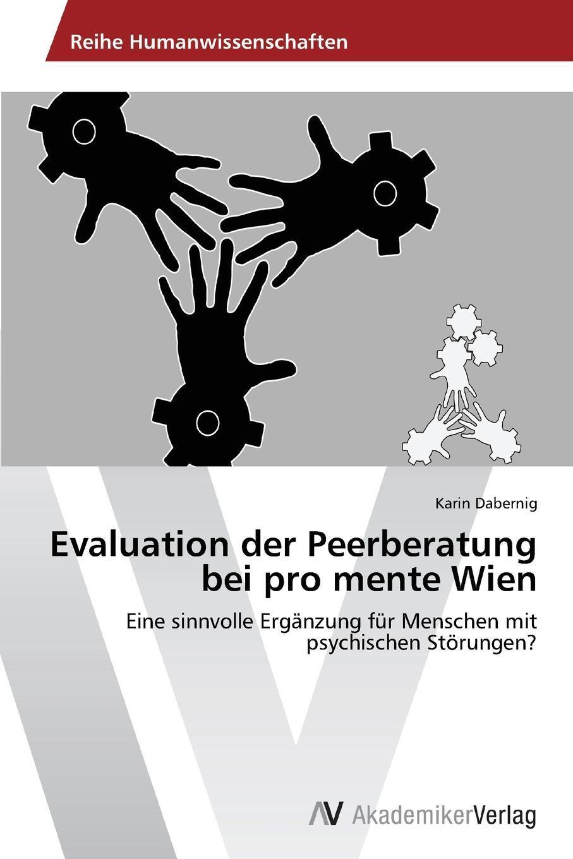 Evaluation der Peerberatung bei pro mente Wien