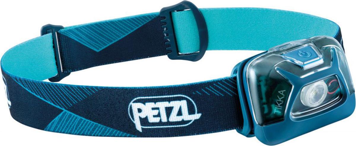 Налобный фонарь Petzl Tikka, E093FA01, синий