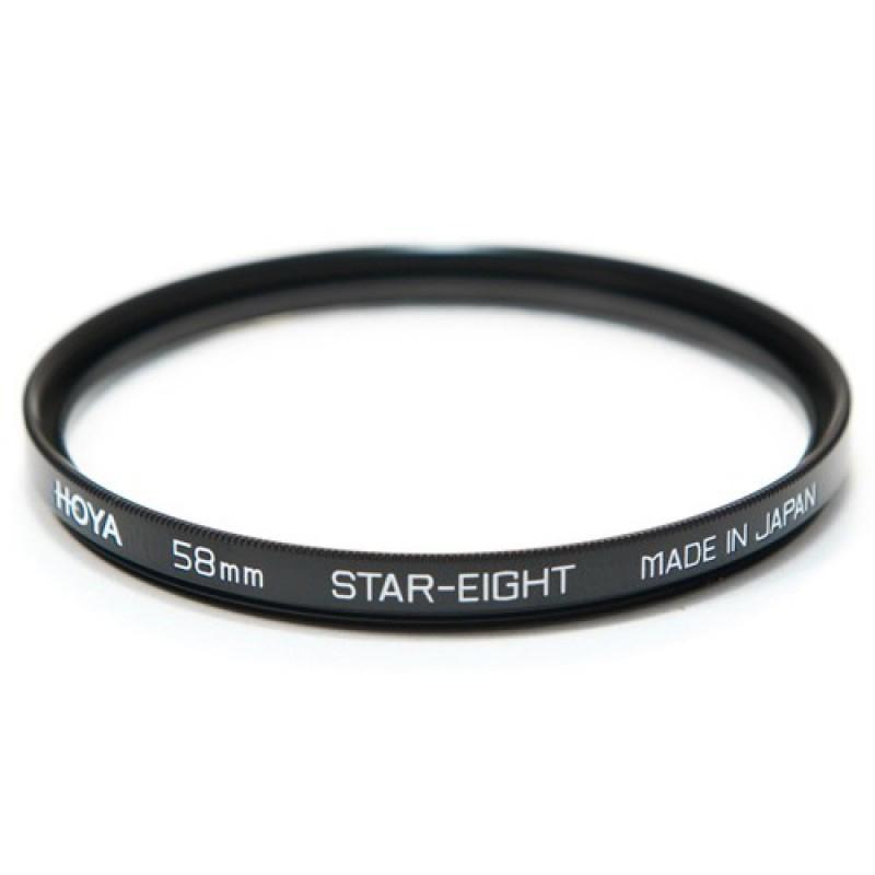 Светофильтр HOYA STAR-EIGHT 58