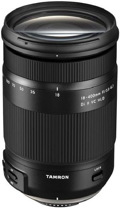 Объектив Tamron 18-400mm F/3.5-6.3 Di II VC HLD для Canon, черный