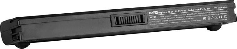 Аккумулятор для ноутбука Asus F9, F6, Z53 Series. 11.1V 4400mAh 49Wh. PN: A31-F9, A32-F9.