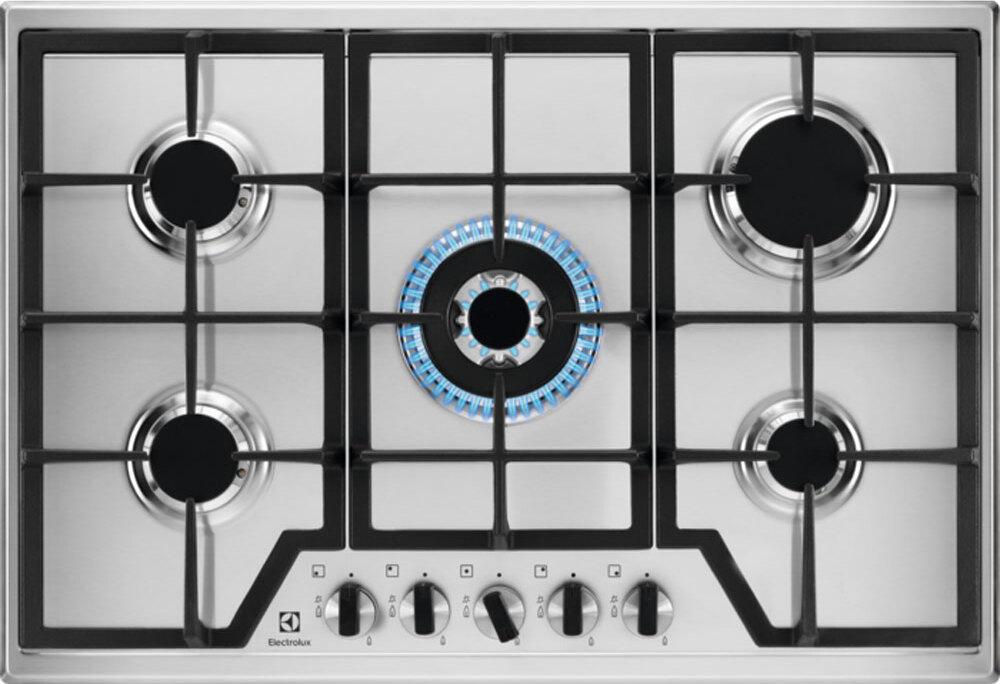 Варочная панель Electrolux GPE373MX, серебристый Electrolux