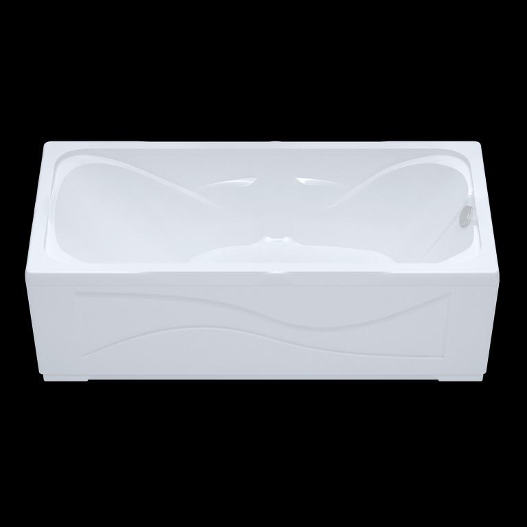 Акриловая ванна Triton Стандарт 170x75 прямоугольная