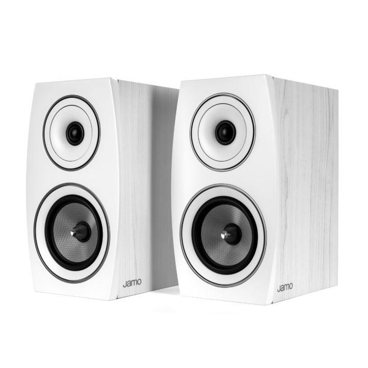 Полочная акустика Jamo C 93 II White Oak