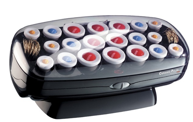 Термобигуди Babyliss Pro Ceramic Pulse BAB3021E, 20 шт