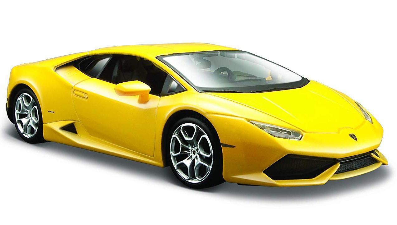 "Maisto ""Машинка желтая - Lamborghini Huracan LP610-4 2014г 1:24"""