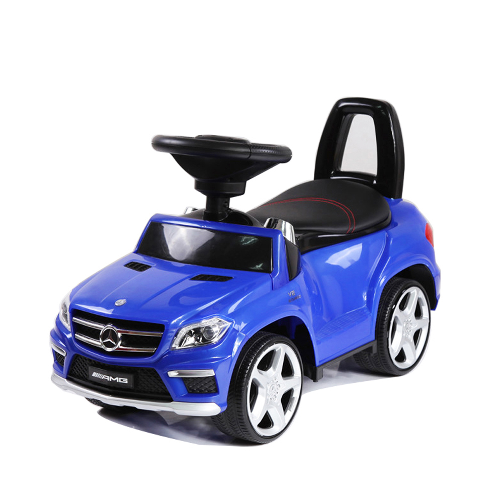 Каталка RiverToys Mercedes-Benz A888AA со звуковыми эффектами синяя
