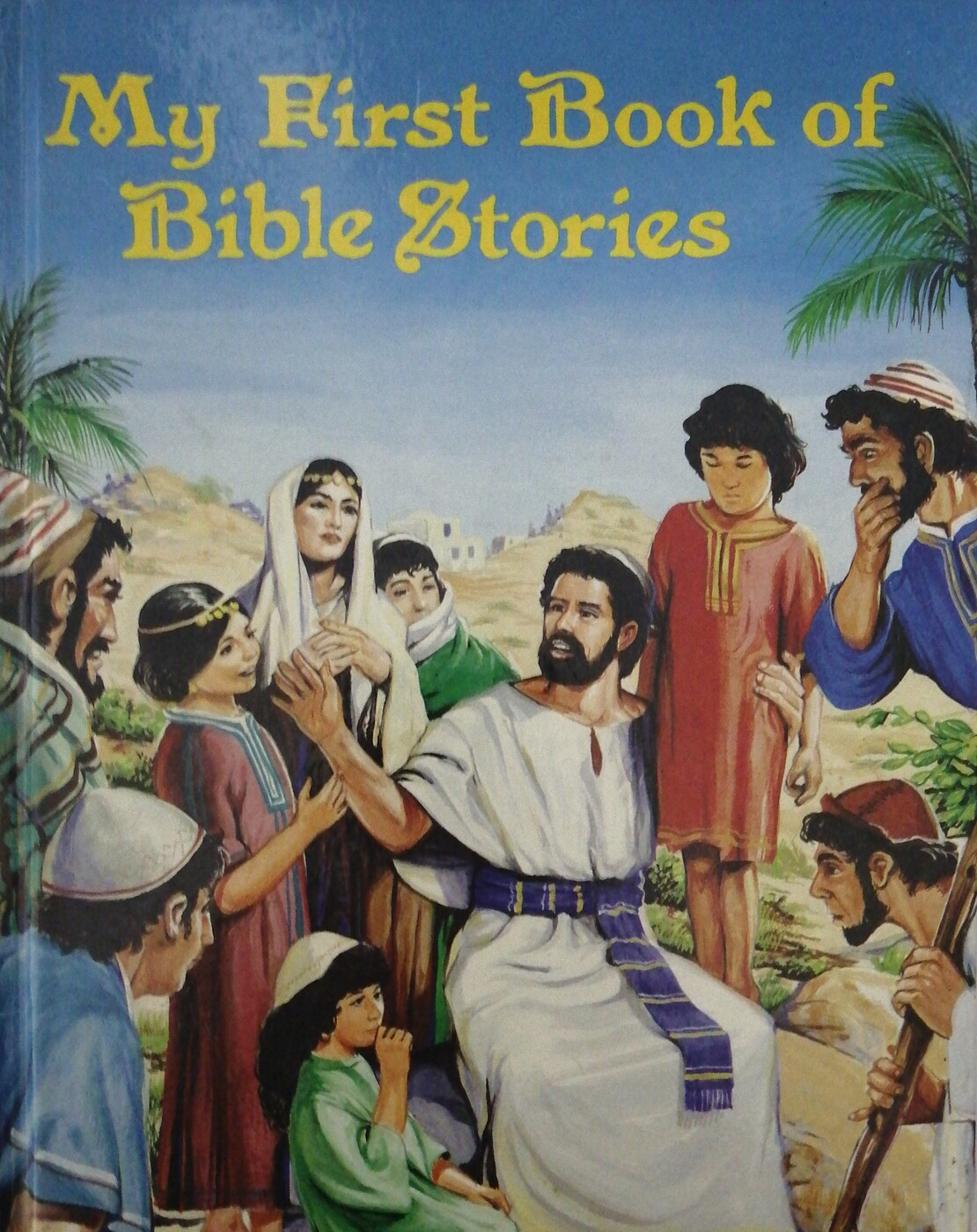 My First Book of Bible Stories