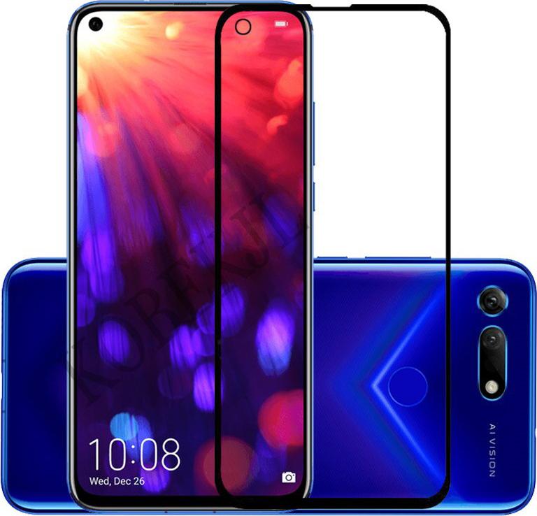 Защитное стекло 5D SG для Huawei Honor 20 Pro черное