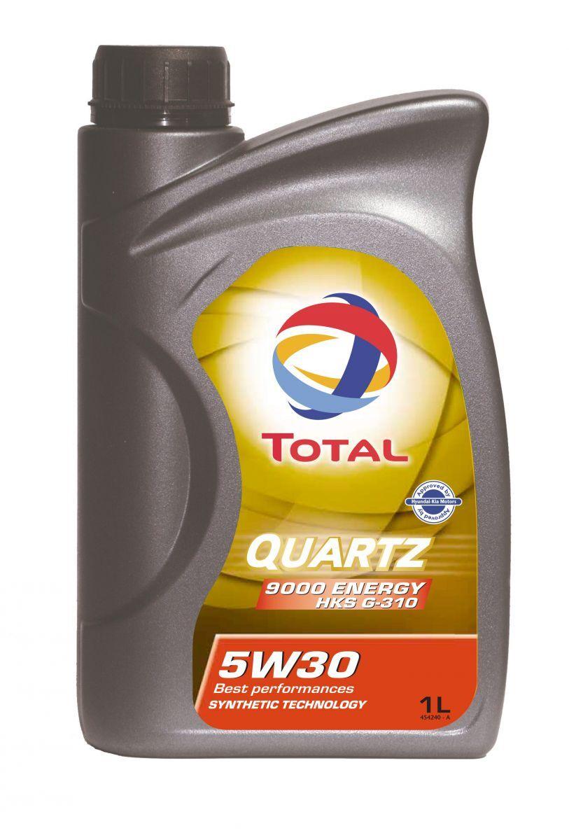 Моторное масло TOTAL QUARTZ 9000 ENERGY HKS 5W30 1L 175392