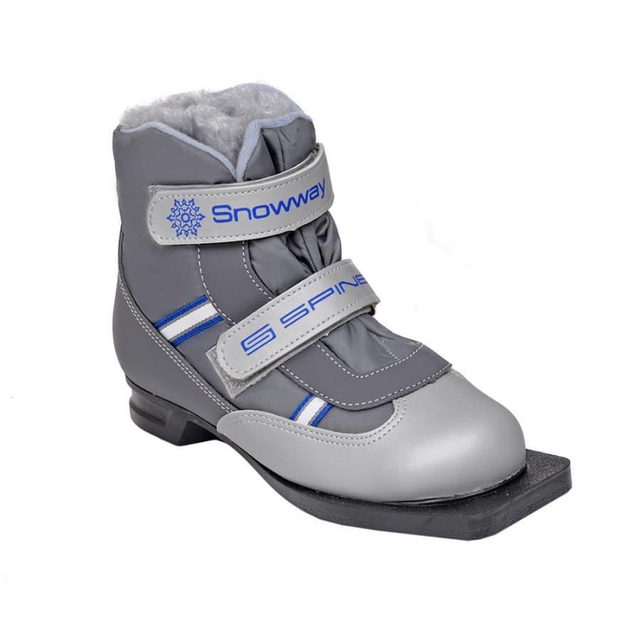 Ботинки 75 мм SPINE Kids Velcro 104 37-38р.