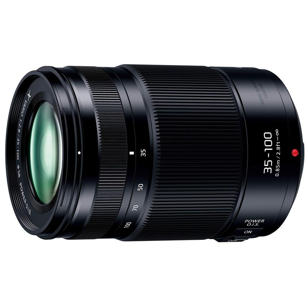 LUMIX Panasonic telephoto zoom lens Micro Four Thirds G X VARIO 35-100mm / F2.8 II / POWER O.I.S H-