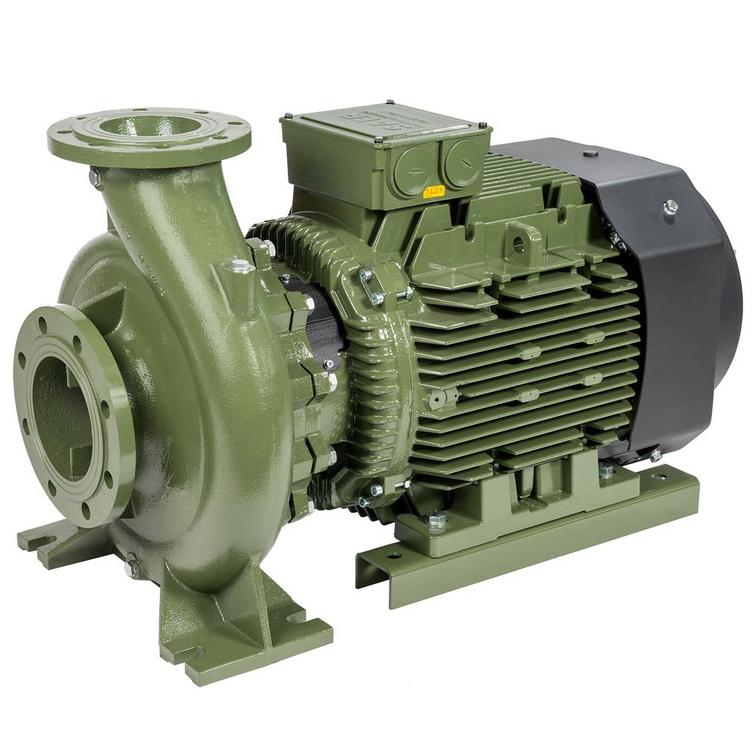 Насос консольно-моноблочный фланцевый SAER IR 50-125B, кВт 3