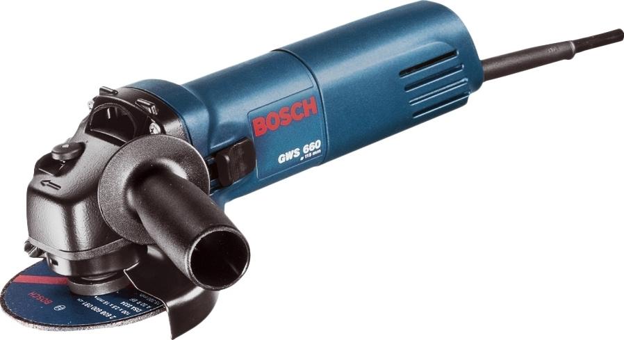 Машина шлифовальная угловая Bosch GWS660 #1
